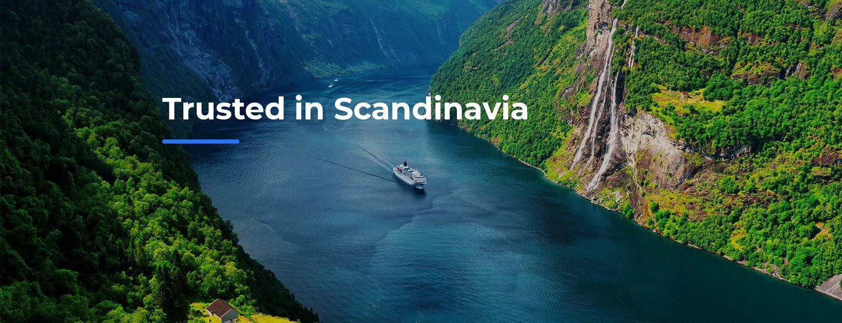 Nordcrewing - Trusted in Scandinavia